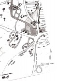 A map of Prehistoric- Anglo Saxon Cherry Hinton by Michelle Bullivant