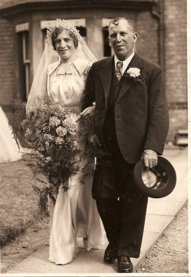 Cherry Hinton Wedding (Donated by Tony Middleton)