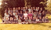 Queen Edith school photo, Godwin Way (Photo: Michelle Bullivant)