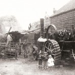 Farming in Cherry Hinton (Photo: M Bullivant)