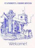 Image of Cherry Hinton church. St Andrew's Church Cherry Hinton