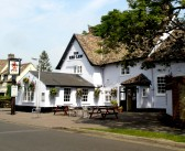 The Red Lion, Cherry Hinton(photographed by Norman Daniels)
