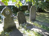St Andrew's Churchyard, Cherry Hinton (photo by Sean Lang)
