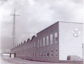 Pye's New Office Block St Andrew's Road 1958 Chesterton