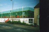 Chesterton - Building of St Andrew's Park commences on the old Pye factory site - view 2