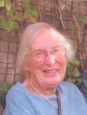Ruth Chippendale in 2007, Mrs Stevenson's daughter.