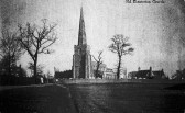 Chesterton St Andrews Church. 1890 to 1910 - Chesterton St Andrews Church