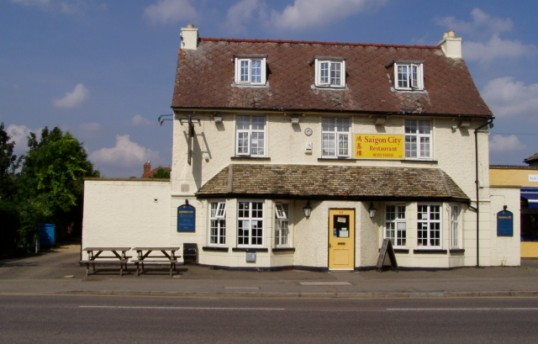 Chesterton Dog & Pheasant pub