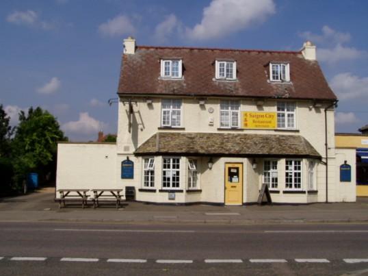 Chesterton Dog & Pheasant pub