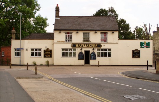 Chesterton  Haymakers Pub