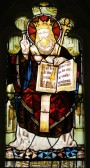 Stained glass - Christ