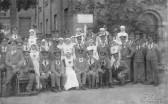 Nurses and patients VAD Hospital Cottenham