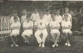 Cottenham County School Football Team 1949