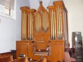 Organ in Methodist chapel (photo courtesy Ralph Carpenter)