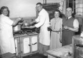 Marget Street school kitchen,Cottenham.(Photo courtesy Boyd Rose)