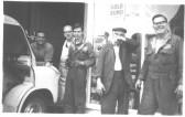 Staff at Eastlands Garage Cottenham