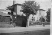 Eastlands Garage, Cottenham.  When Motoring was in it's early days
