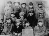 Cottenham Primary School Class  (picture donated by Mr Roy Burgess)