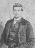 Freeman Taylor, Cottenham Man who Emigrated to America in the 1850's