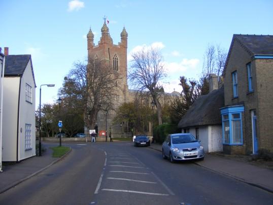 Cottenham Church 800 years + Celebrations