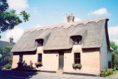 Cottenham, Yeomans Cottage, by the green