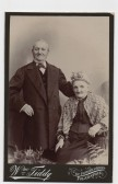 Cottenham man Robert Piggott and wife Susan