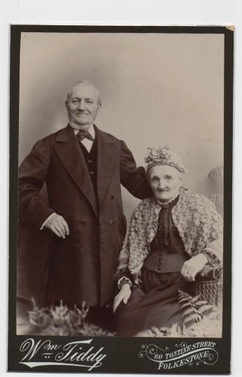 Cottenham man Robert Piggott and wife Susan
