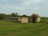 2008 5th May.  Coveney Pound & Lockup for wayward people and animals, built c1850.