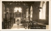 1915.  Inside coveney church.Picture; coutesy of Jean Bye