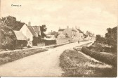 1907.  Mrs crowe's cottage.Picture; coutesy of Jean Bye