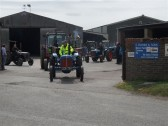 2011. 26th June Leaving the farm for the Coveney Vintage Vehicle Road RunPicture: Coutesy of Kay Whitbread