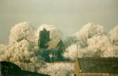 1983.  Minus 12. One of Coveney's harsh wintersPhoto: courtesy of Kay Whitbread