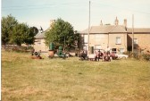 1993.  Coveny Vintage Vehicle dispayPhoto: courtesy of Peter WhitbreadDisplay of stationary engines
