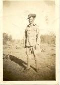 1942.  Leslie Duffield; RAF, India,  1942