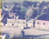 1991.  Ex Shop and neighbouring buildings, Coveney.