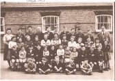 1953.  School Photograph, Coveney