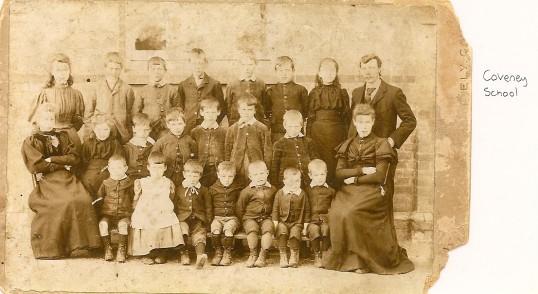 1890.  approx Coveney School photo
