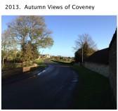 Autumn views of Coveney