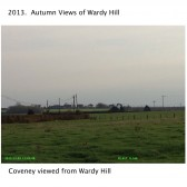 Autumn Views of Wardy Hill