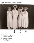 1981.  Coveney Junior's Nativity