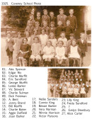 1925. Coveney School Photo