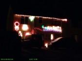 2014.  Christmas lights in Main Street, Coveney
