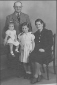 1952ish?  Albert, Connie, Brenda & Margaret Norman