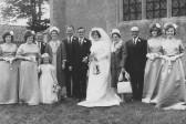 1965.  11th September, wedding
