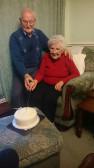 2015.  Rosemary and Stan's 60th Wedding Anniversary