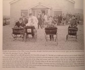 1965. May 8th Celibrations for the Opening of the Village Hall