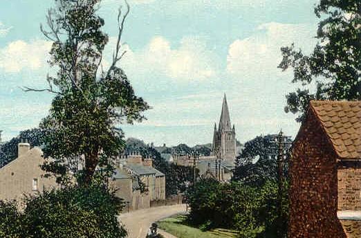 Barton Road Ely.