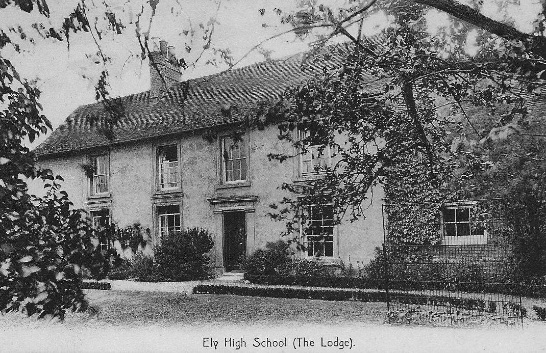 The Lodge Bedford House Ely. Once the home of Kenelue ...