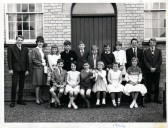 Fordham Congregational Scripture Exam Pupils 1964