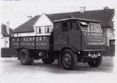 Steam Wagon,  H. A. Newport and Son  Fordham.